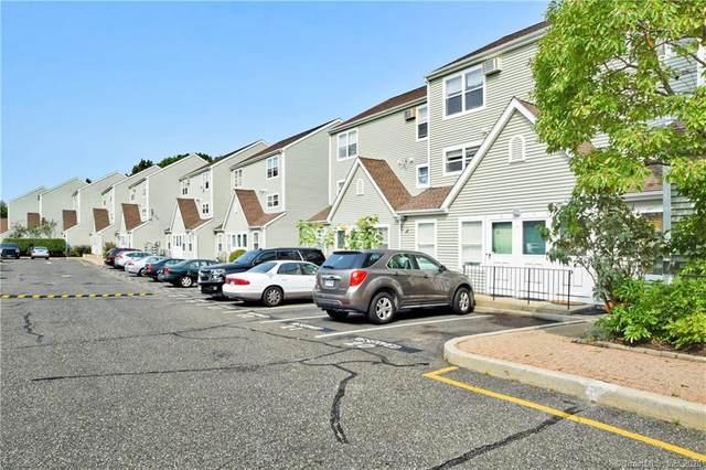 100 San Vincenzo Place #18, Norwalk, CT 06854 (MLS #170337821) :: Sunset Creek Realty