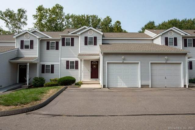 1048 S Main Street #24, Southington, CT 06479 (MLS #170337884) :: The Higgins Group - The CT Home Finder
