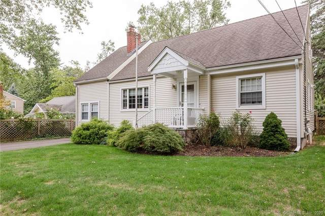 36 Barrett Street, Hamden, CT 06517 (MLS #170337890) :: Around Town Real Estate Team