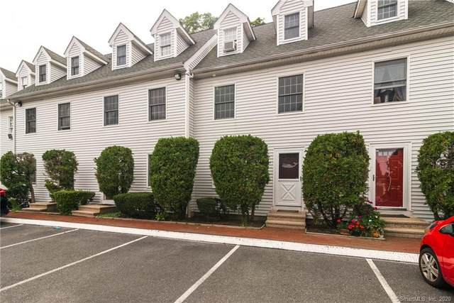 15 Boughton Street #5, Danbury, CT 06810 (MLS #170337901) :: The Higgins Group - The CT Home Finder
