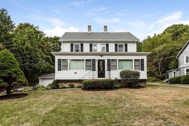 95 Mill Street, Glastonbury, CT 06033 (MLS #170337911) :: Anytime Realty