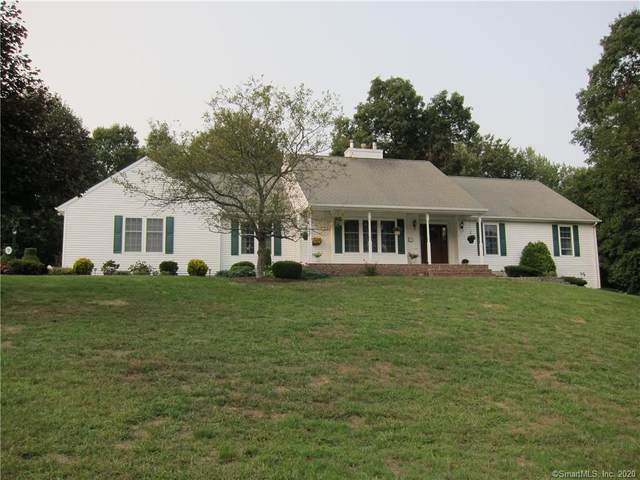7 Lorenz Drive, Wolcott, CT 06716 (MLS #170337940) :: Spectrum Real Estate Consultants