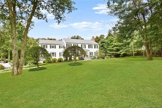 9 Logan Road, New Canaan, CT 06840 (MLS #170337948) :: The Higgins Group - The CT Home Finder