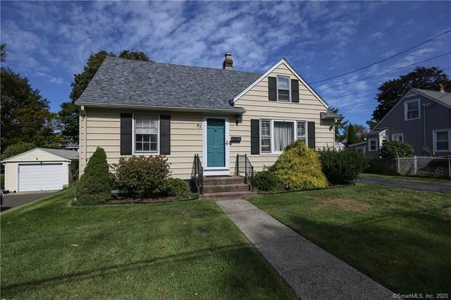87 Pauline Avenue, West Haven, CT 06516 (MLS #170338021) :: The Higgins Group - The CT Home Finder