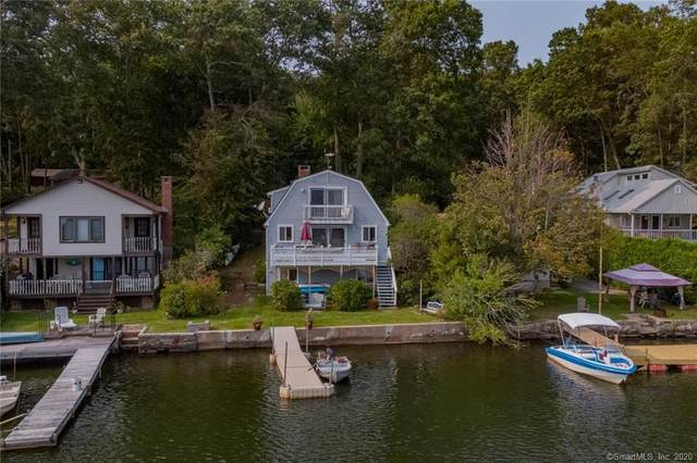 55 Bay Road, East Hampton, CT 06424 (MLS #170338044) :: Kendall Group Real Estate | Keller Williams