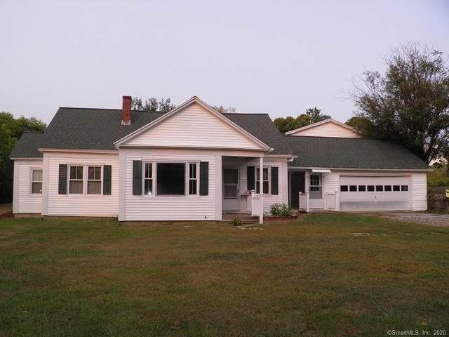 615 Route 169, Woodstock, CT 06281 (MLS #170338045) :: The Higgins Group - The CT Home Finder