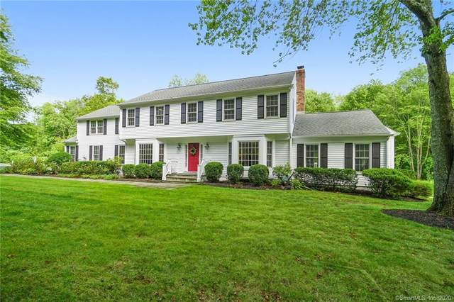 231 Ponus Ridge, New Canaan, CT 06840 (MLS #170338098) :: Kendall Group Real Estate | Keller Williams