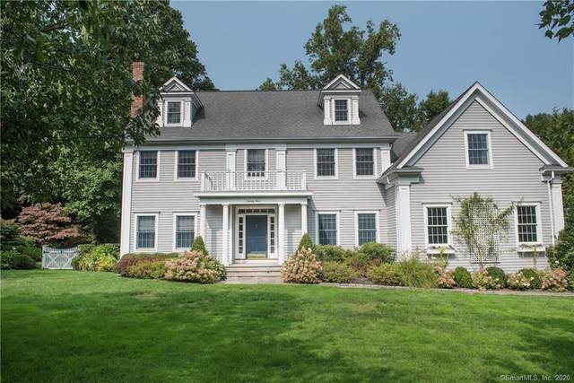 24 Barry Avenue, Ridgefield, CT 06877 (MLS #170338132) :: The Higgins Group - The CT Home Finder