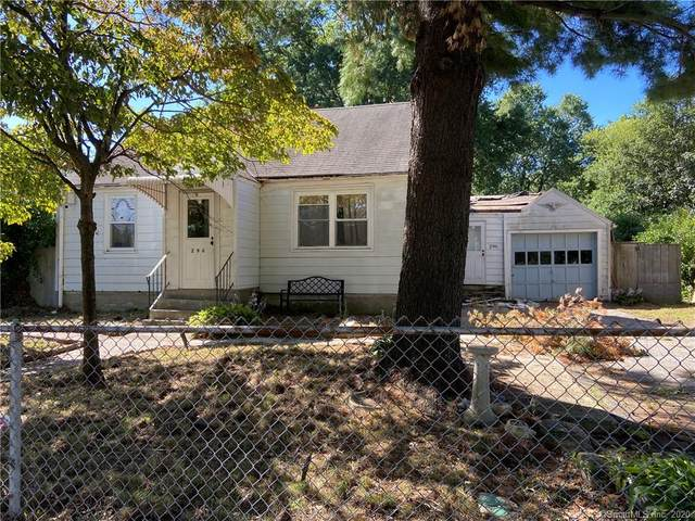 296 Granfield Avenue, Bridgeport, CT 06610 (MLS #170338137) :: Kendall Group Real Estate | Keller Williams
