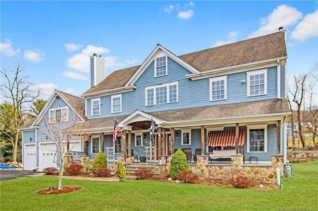 2A Spruce Mountain Road, Danbury, CT 06810 (MLS #170338146) :: The Higgins Group - The CT Home Finder