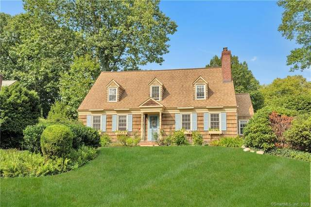 5 Brookside Park, Greenwich, CT 06870 (MLS #170338150) :: Sunset Creek Realty