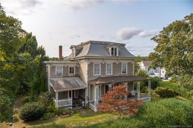 14 Jackson Avenue, Stonington, CT 06355 (MLS #170338154) :: The Higgins Group - The CT Home Finder