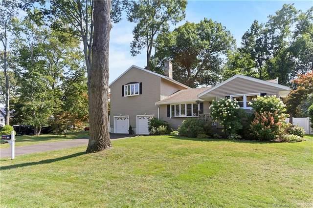 44 Cedar Crest Place, Norwalk, CT 06854 (MLS #170338184) :: Kendall Group Real Estate | Keller Williams
