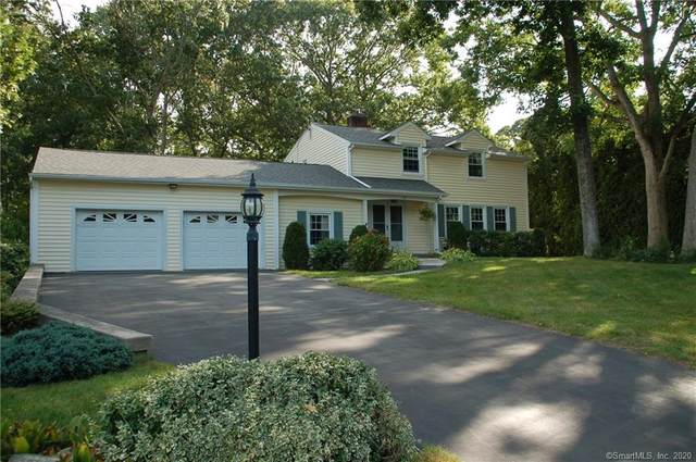 32 Norman Drive, Ledyard, CT 06335 (MLS #170338212) :: The Higgins Group - The CT Home Finder