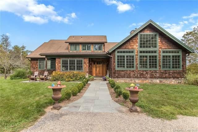 20 Lonetown Road, Redding, CT 06896 (MLS #170338220) :: GEN Next Real Estate