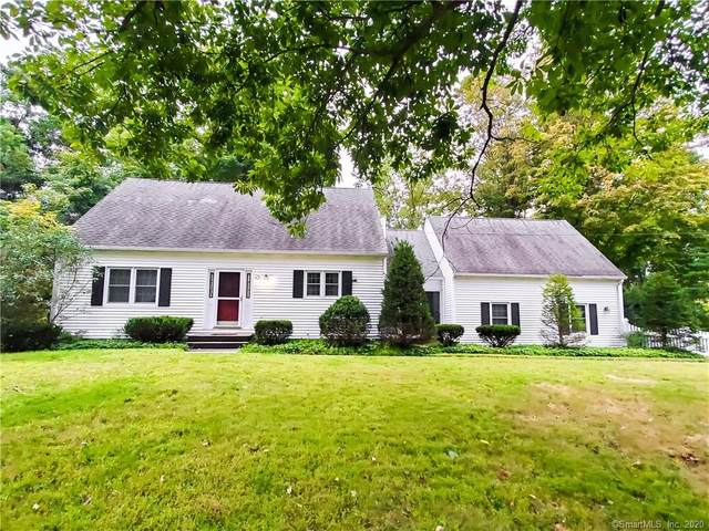 2 Oak Grove Road, Brookfield, CT 06804 (MLS #170338251) :: Kendall Group Real Estate | Keller Williams