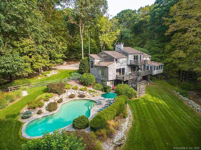 17 Indian Valley Road, Weston, CT 06883 (MLS #170338255) :: The Higgins Group - The CT Home Finder