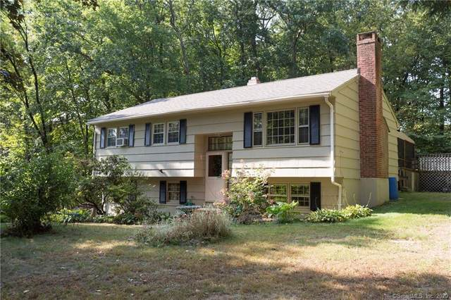 16 Blue Spruce Drive, Newtown, CT 06470 (MLS #170338259) :: GEN Next Real Estate