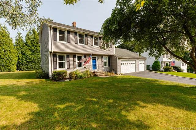46 Condon Drive, Ansonia, CT 06401 (MLS #170338283) :: Sunset Creek Realty