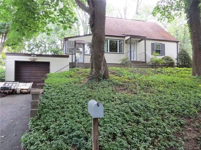 43 Sunset Drive, Meriden, CT 06451 (MLS #170338330) :: The Higgins Group - The CT Home Finder