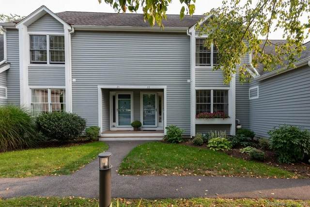 22 Whitehall Pond #22, Stonington, CT 06355 (MLS #170338351) :: The Higgins Group - The CT Home Finder