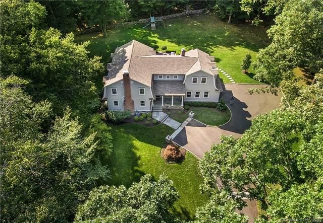 84 Rilling Ridge, New Canaan, CT 06840 (MLS #170338478) :: Mark Boyland Real Estate Team