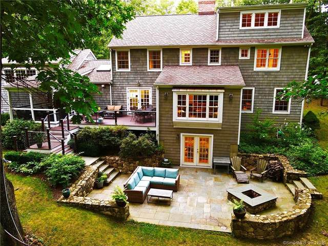 36 Kingswood Place, Ridgefield, CT 06877 (MLS #170338501) :: Sunset Creek Realty