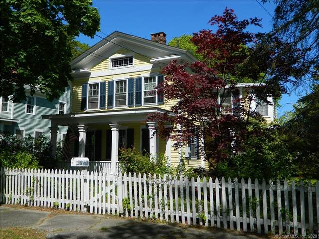 19 High St, Clinton, CT 06413 (MLS #170338567) :: Spectrum Real Estate Consultants