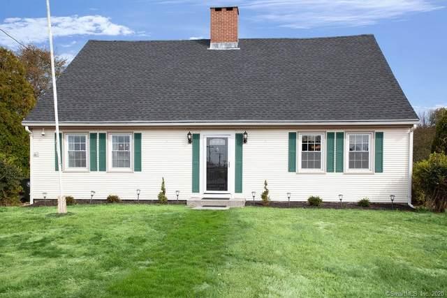 487 Plain Hill Road, Norwich, CT 06360 (MLS #170338590) :: GEN Next Real Estate