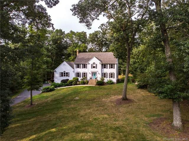 134 Silver Beech Road, Southbury, CT 06488 (MLS #170338615) :: Spectrum Real Estate Consultants