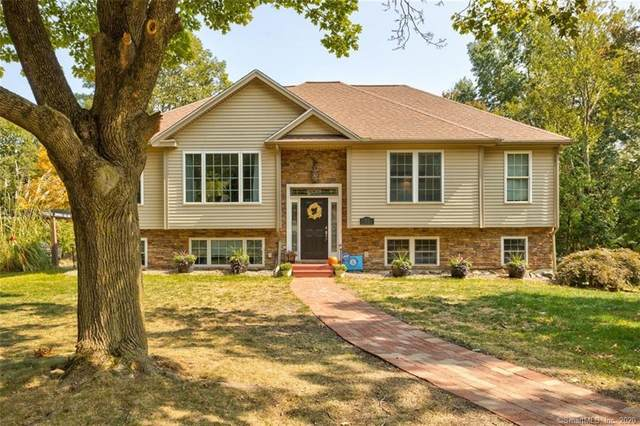 77 Clearfield Drive, Meriden, CT 06450 (MLS #170338658) :: Sunset Creek Realty