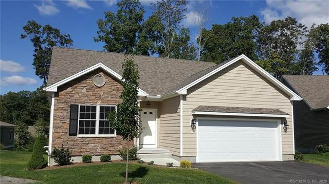27 North Court #90, Colchester, CT 06415 (MLS #170338663) :: The Higgins Group - The CT Home Finder