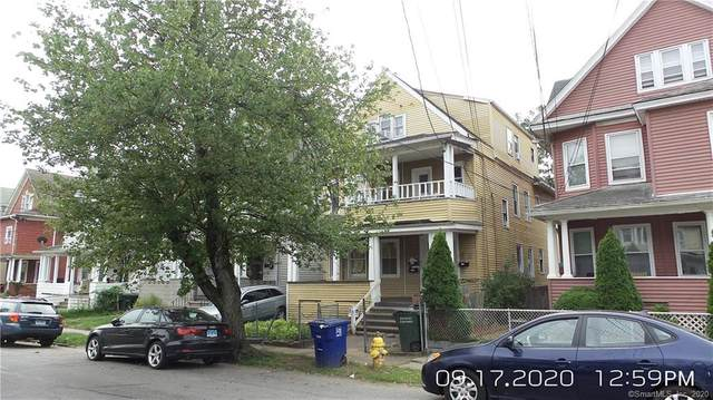 1003 Howard Avenue, Bridgeport, CT 06605 (MLS #170338683) :: The Higgins Group - The CT Home Finder