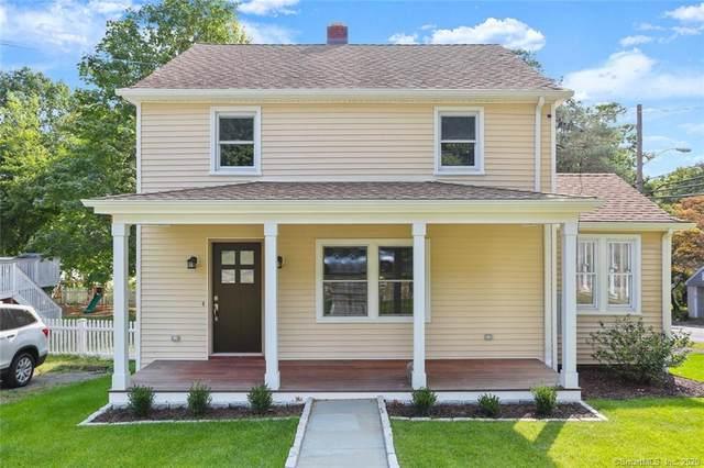147 Knickerbocker Avenue, Stamford, CT 06907 (MLS #170338693) :: Spectrum Real Estate Consultants