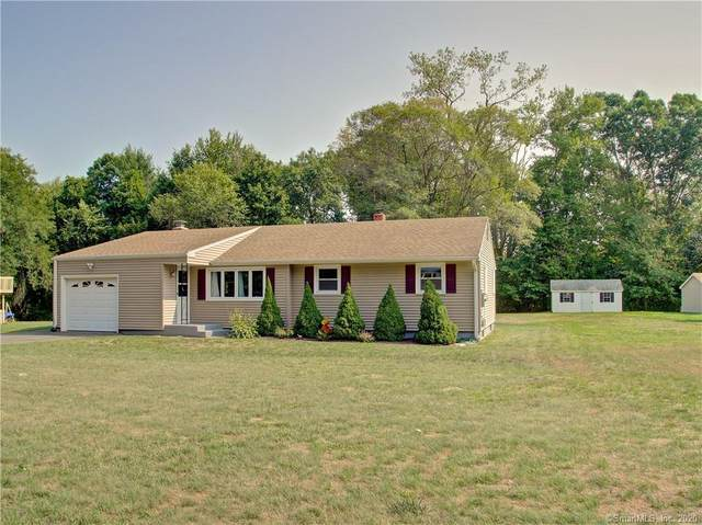 190 Bryan Drive, Manchester, CT 06042 (MLS #170338729) :: The Higgins Group - The CT Home Finder