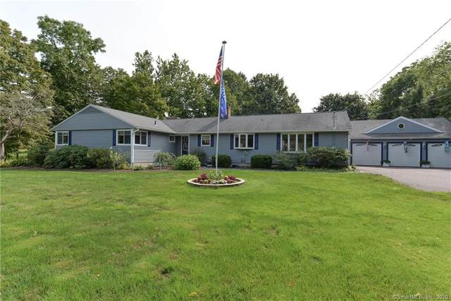 402 Old Field Road, Southbury, CT 06488 (MLS #170338752) :: Spectrum Real Estate Consultants