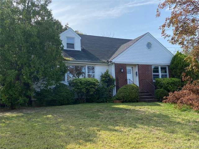 161 Weed Avenue, Stamford, CT 06902 (MLS #170338755) :: The Higgins Group - The CT Home Finder