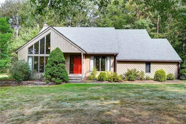 200 Lincoln Drive, Glastonbury, CT 06033 (MLS #170338786) :: GEN Next Real Estate