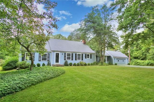 357 Jelliff Mill Road, New Canaan, CT 06840 (MLS #170338788) :: Hergenrother Realty Group Connecticut
