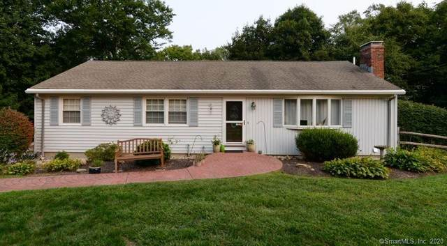 36 Whitewood Drive, Shelton, CT 06484 (MLS #170338818) :: The Higgins Group - The CT Home Finder