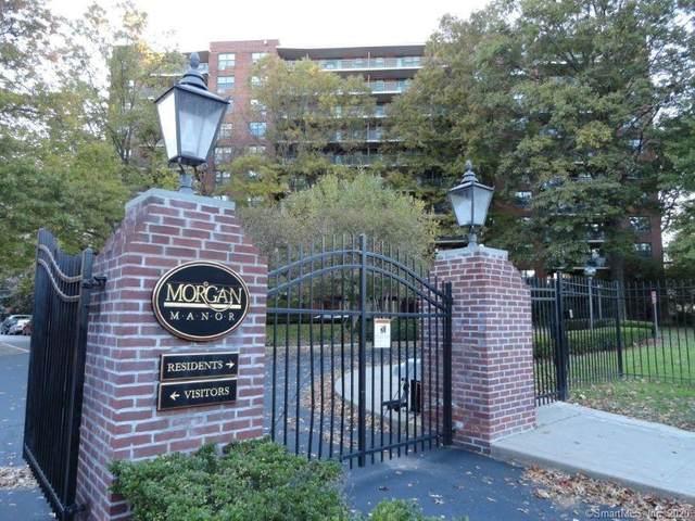 83a Morgan Street 11C, Stamford, CT 06905 (MLS #170338819) :: GEN Next Real Estate