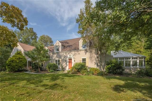 346 N Park Avenue, Easton, CT 06612 (MLS #170338824) :: Michael & Associates Premium Properties | MAPP TEAM