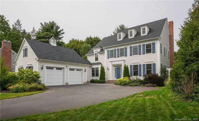 40 High Farms Road, West Hartford, CT 06107 (MLS #170338855) :: Kendall Group Real Estate | Keller Williams