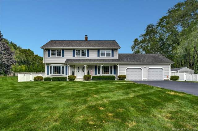 20 Tory Lane, Shelton, CT 06484 (MLS #170338884) :: Spectrum Real Estate Consultants