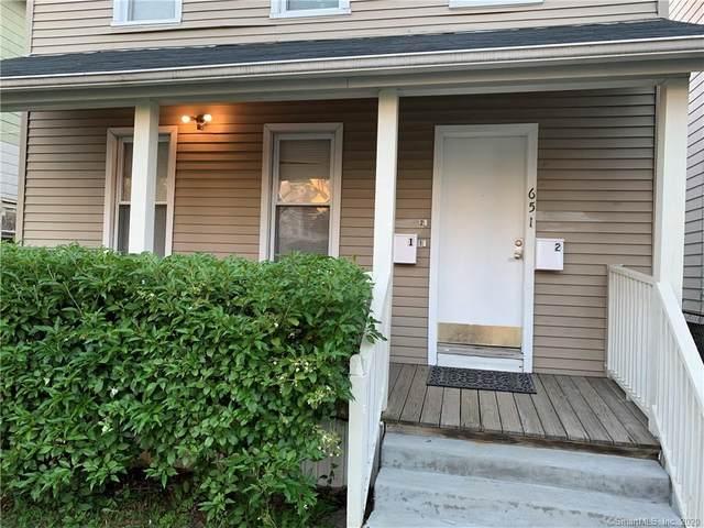 651 Iranistan Avenue #2, Bridgeport, CT 06605 (MLS #170338888) :: GEN Next Real Estate
