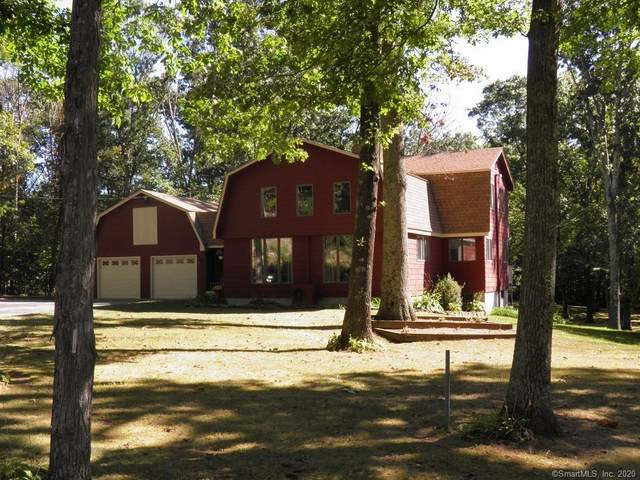 26 Hickey Road, Pomfret, CT 06259 (MLS #170338930) :: The Higgins Group - The CT Home Finder