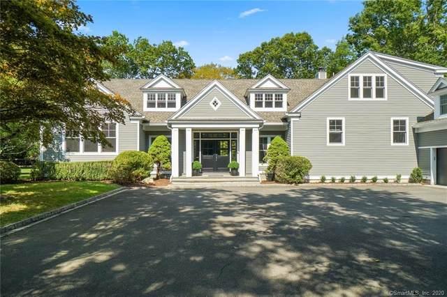 66 Osborn Lane, New Canaan, CT 06840 (MLS #170338973) :: Mark Boyland Real Estate Team