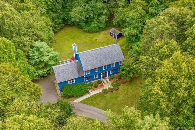 15 Maltbie Road, Newtown, CT 06470 (MLS #170338976) :: Kendall Group Real Estate | Keller Williams