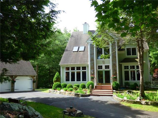 9 A Obtuse Rocks Road, Brookfield, CT 06804 (MLS #170339022) :: Kendall Group Real Estate | Keller Williams
