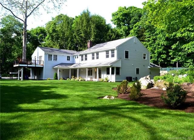 10 Old Kings Highway, Norwalk, CT 06850 (MLS #170339030) :: Kendall Group Real Estate | Keller Williams